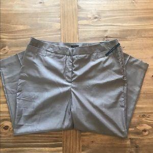 NWT: Beige, Modern Fit, Worthington pants. Sz. 16